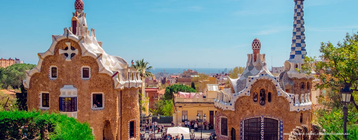 Barcelona city guide Spain