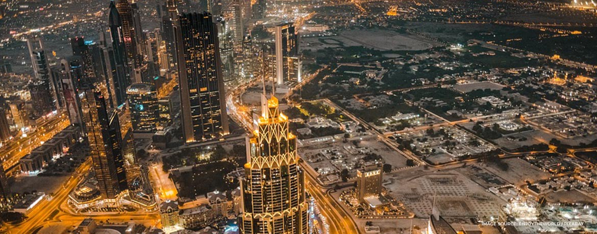 Dubai city guide UAE