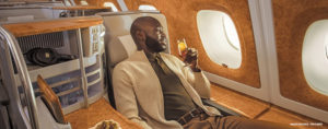 Best business and first class seats