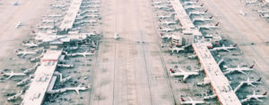 high tech airports in the US top 10