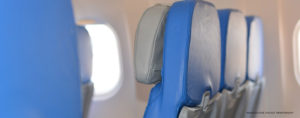self cleaning airplane seats