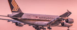 Singapore Airlines has world's longest flight