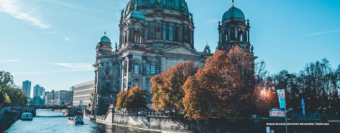 Berlin city guide Germany
