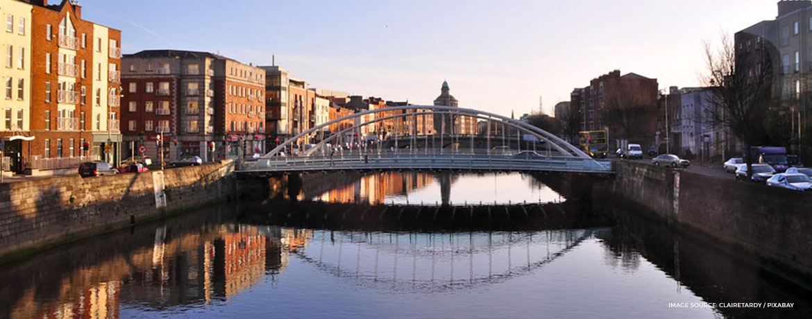 Dublin city guide Ireland