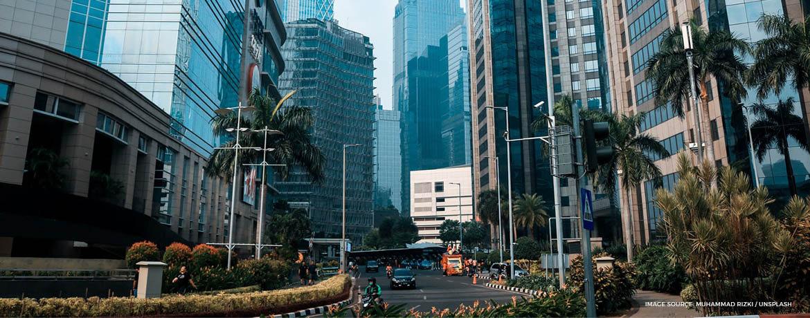Jakarta city guide Indonesia