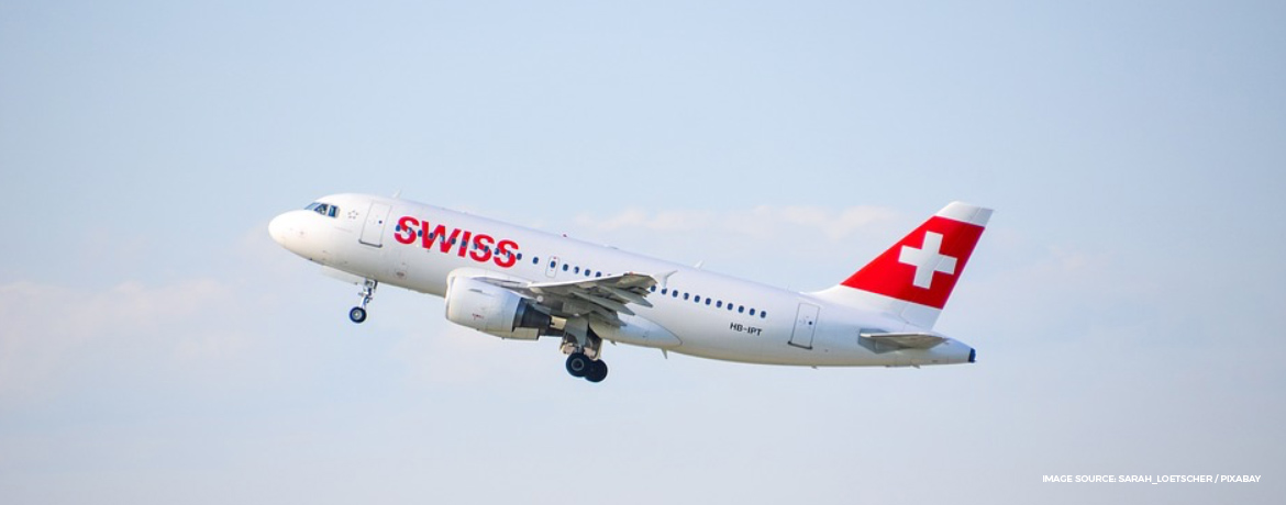 New Swiss first class and business class seats