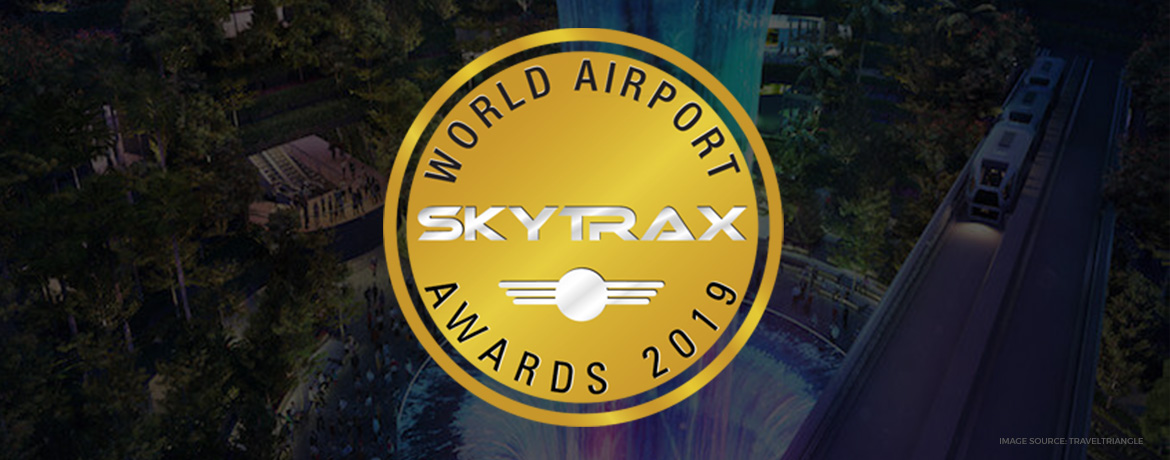 Worlds best airports in 2019