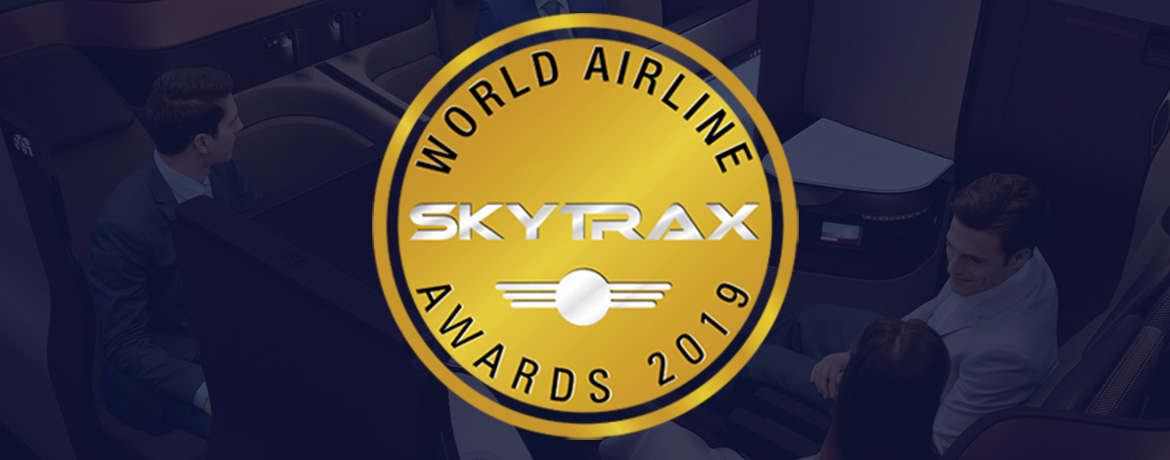 Best business class airlines in the world 2019