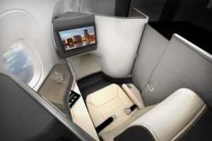Safran Seats award-winning business class