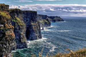 Europes most beautiful destinations Cliff of Moher Ireland