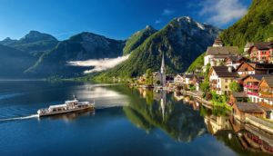Europes most beautiful destinations Hallstatt Austria