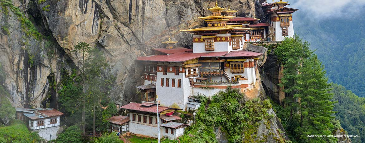 Bhutan world's best destination