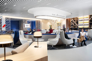 Air France Orly Lounge