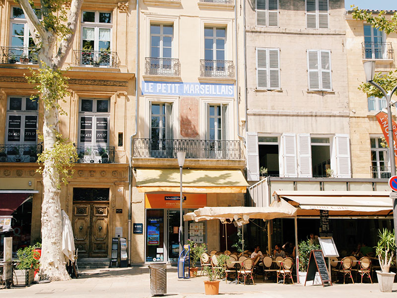 Romantic Destination Aix France