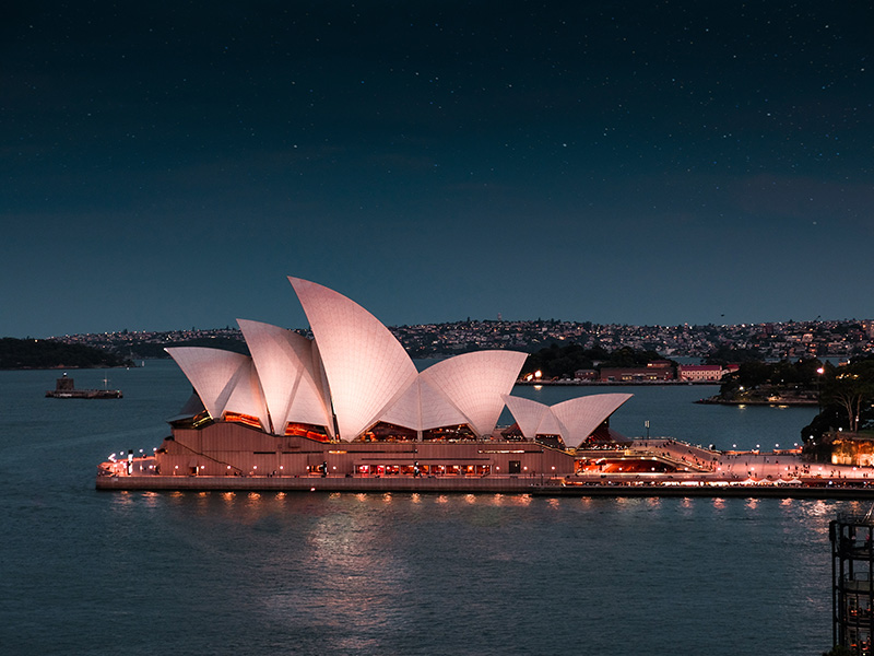 Secrets of the Sydney Opera House