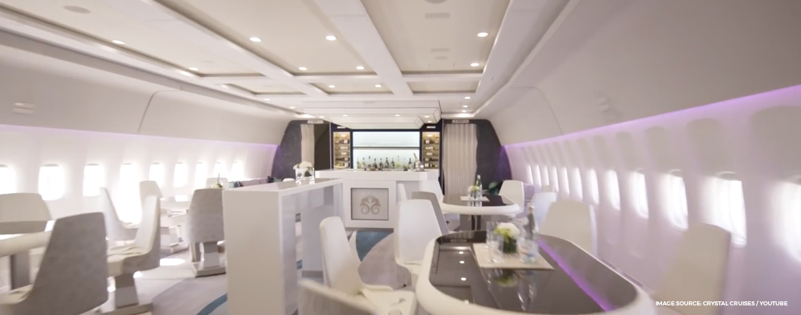 AirCruise by Crystal Cruises