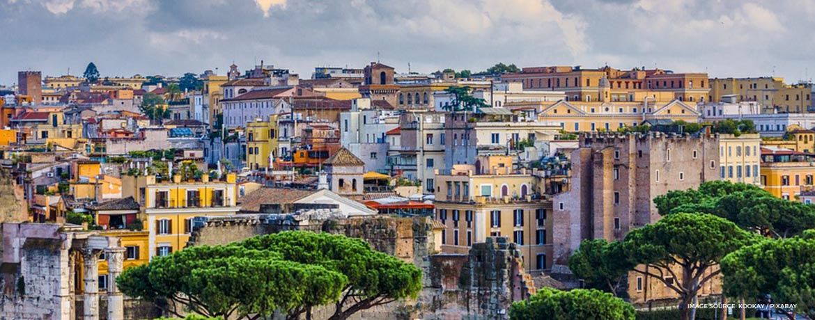Rome city guide Italy