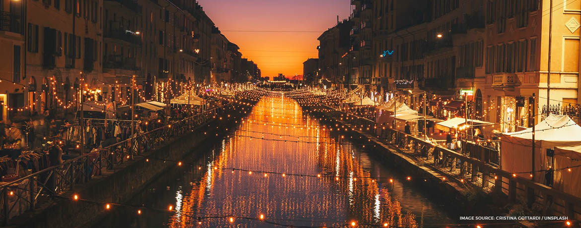Milan city guide Italy