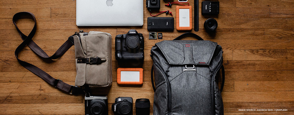 the best travel gadgets for 2018