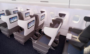 Delta A321neo first class seat